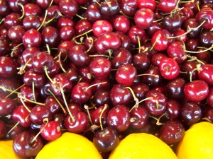market cherries (2)
