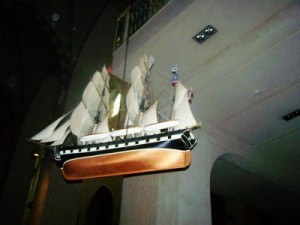 Votive Ship of Turku Cathedral