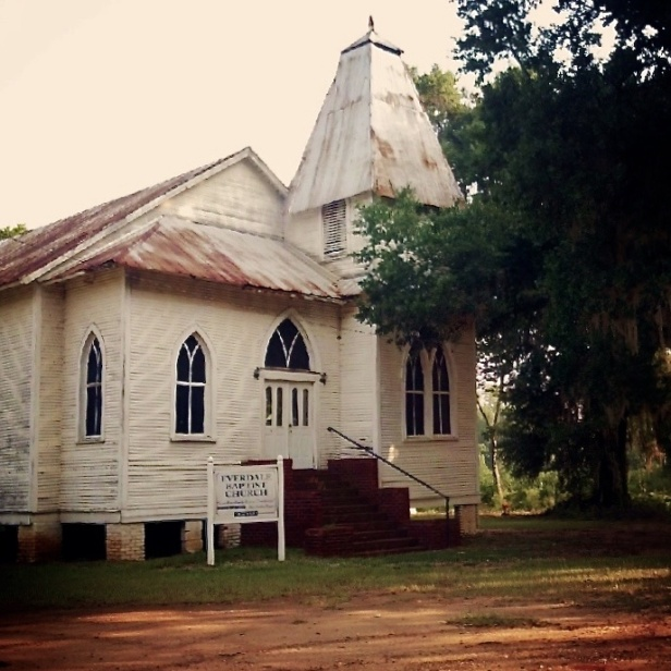Cool Church near Selma Mill 5