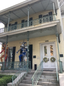 Mardi Gras Museum-Mobile, Alabama. Cause pre-lent has been funky since 1699