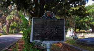 """Quintessentially Southern Cemetery"" PJ"