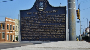 For my non USA history friends or if you are an alien living in the U.S. A brief description of the significance of Selma.