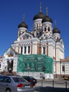 The Alexander Nevsky Cathedral