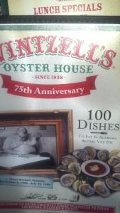 Wintzell's, Mobile, Alabama