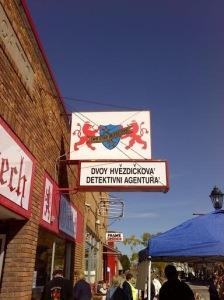 Czech Village in Cedar Rapids, Iowa