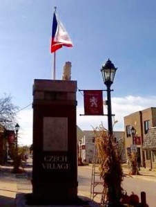 Czech Village aka Little Bohemia Cedar Rapids, Iowa