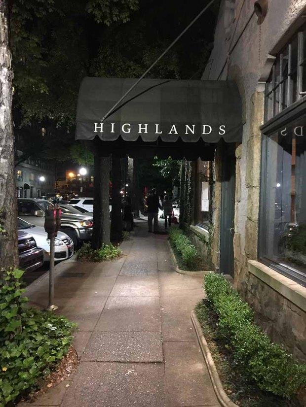 highland exterior