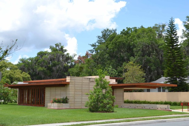 Frank Lloyd Wright S Usonian Home Of Florida S Lakeland