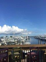 That view though! Shipp's Harbour of Orange Beach alabama.