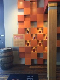 Evan Williams Welcome Center-Milestones