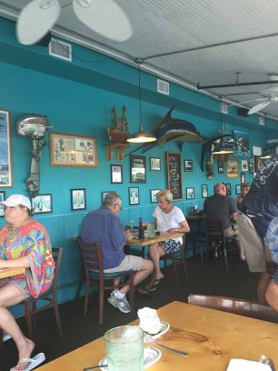 Dining Room at Original Oyster House