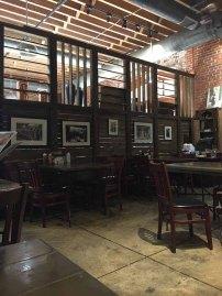 The Fish Market Restaurant Dining Room 4