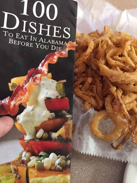 100 Dishes To Eat In Alabama Before You Die Onion Rings At