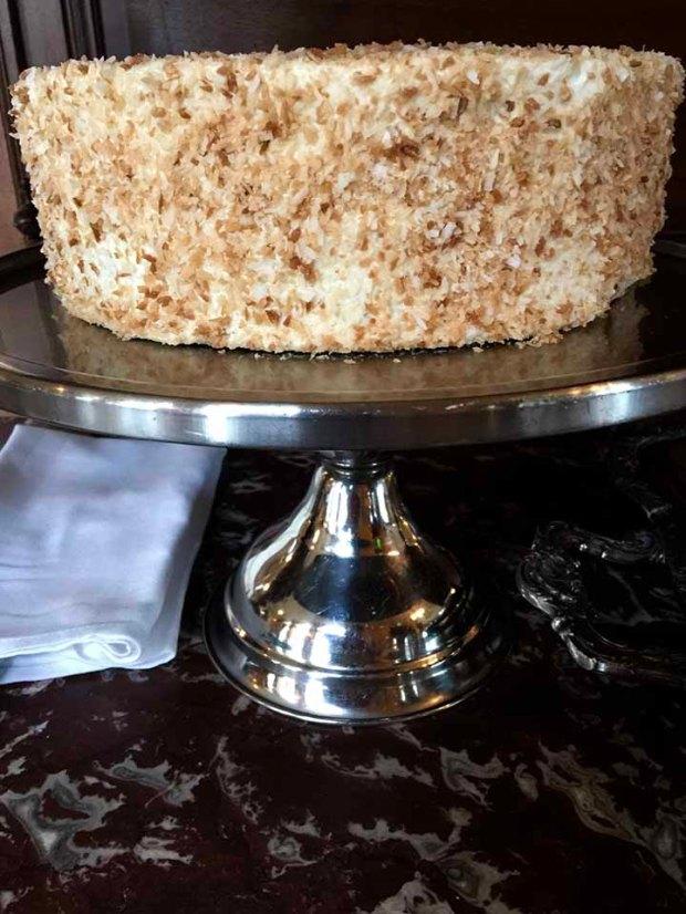 chez fonfon cake