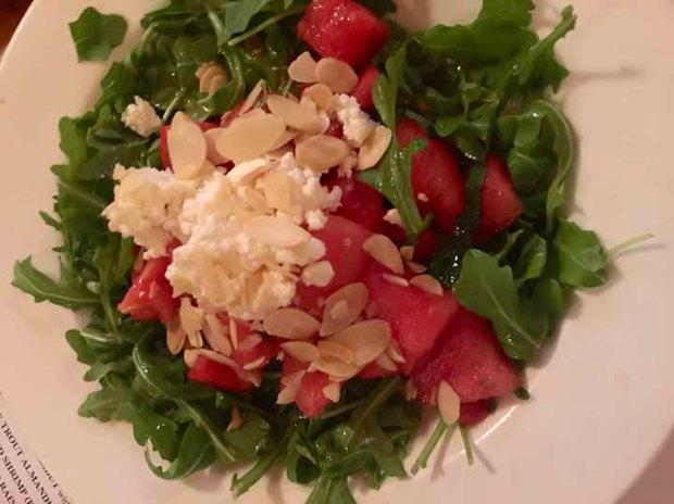 Jubilee Arugula Salad