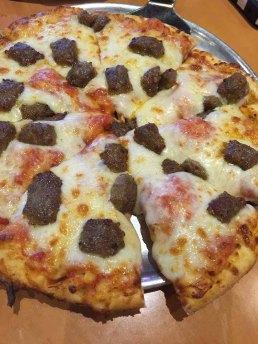 Shakey's Pizza Thin crust Auburn AL