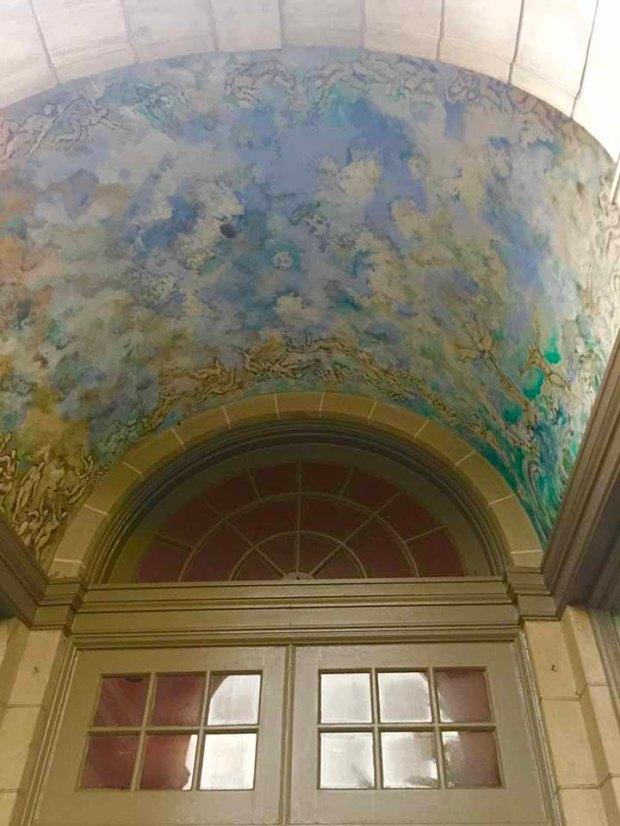 bottega ceiling