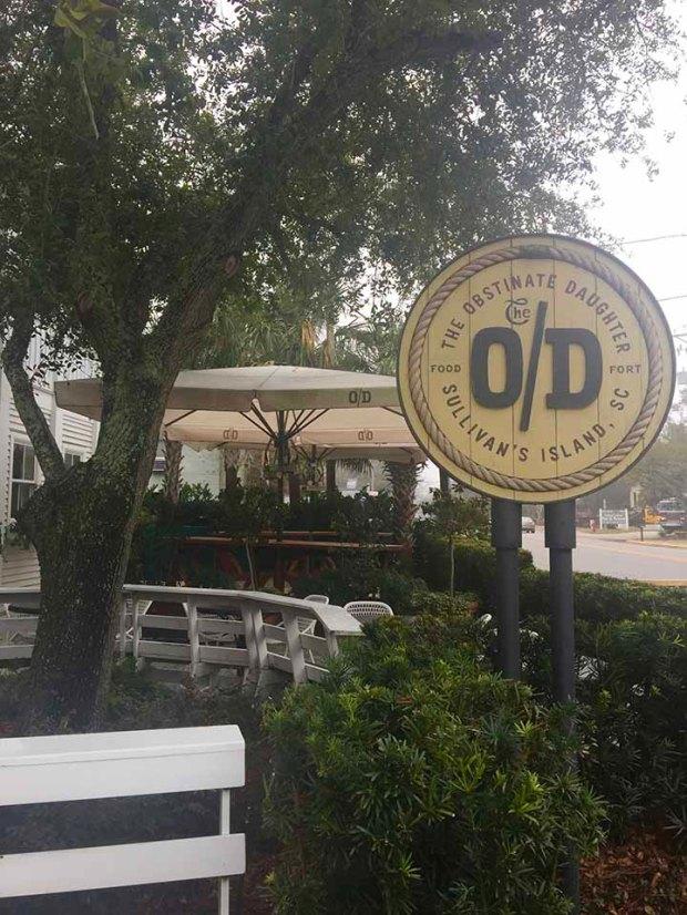 The Obstinate DAu patio