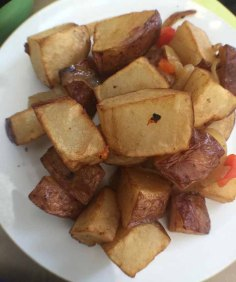 Home Fries from The Farmer's Table Spartanburg