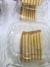 Caramel cake from Caroline's Cakes Spartanburg S.C.