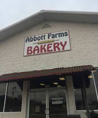 Abbott Farms Bakery Cowpens SC