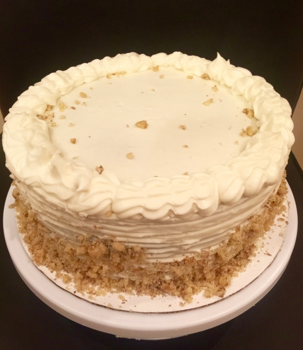 Ruthie's Carrot Cake