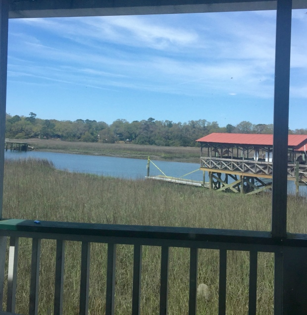 Mount Pleasant SC restaurant view